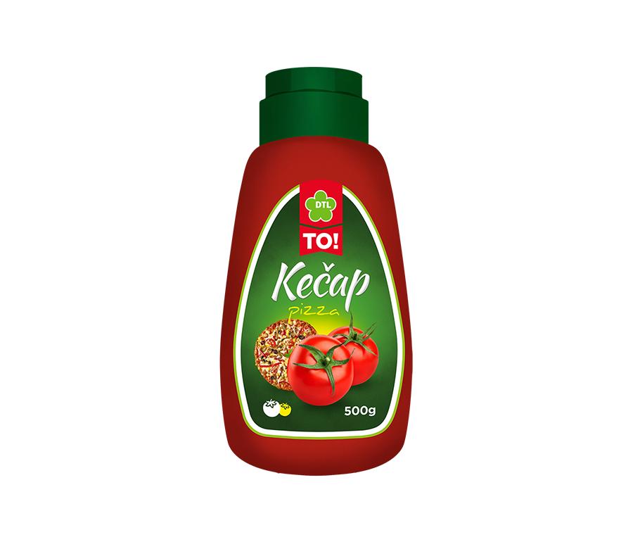 TO! kečap / Pizza / 500g
