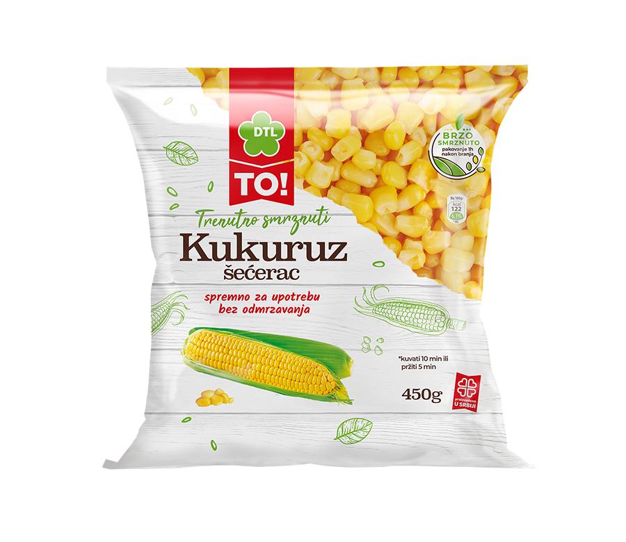 TO! kukuruz šećerac