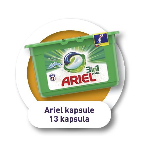 Ariel kapsule / 13 kapsula