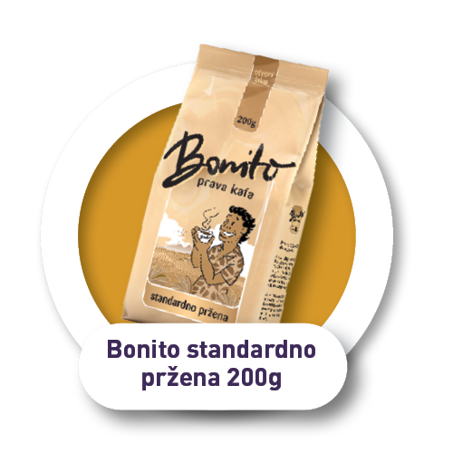 Bonito standard pržena / 200g