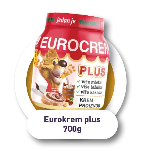 Eurokrem plus / 700g