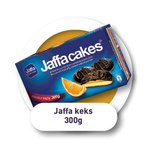 Jaffa keks / 300g